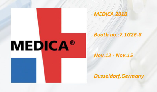 Exhibition News——MEDICA 2018